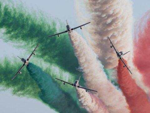 airshow Rivolto Frecce Tricolori