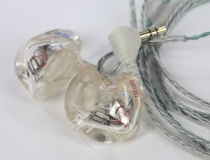 A look inside a pair of multi-driver, custom-molded in-ears.