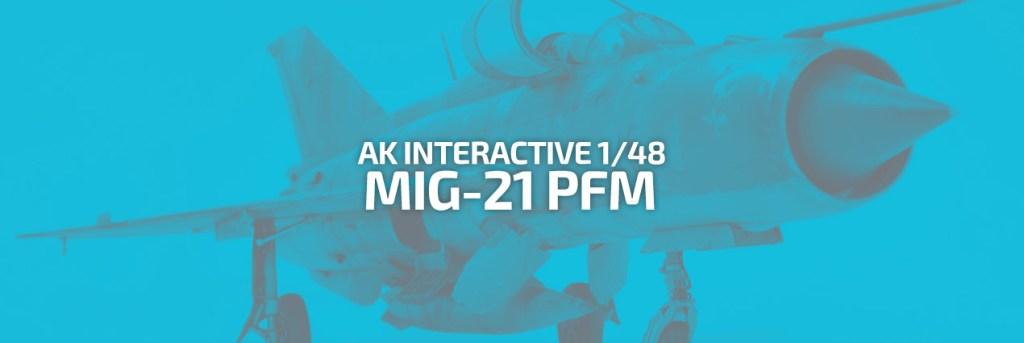 Mig-21 PFM Rodolfo Melian