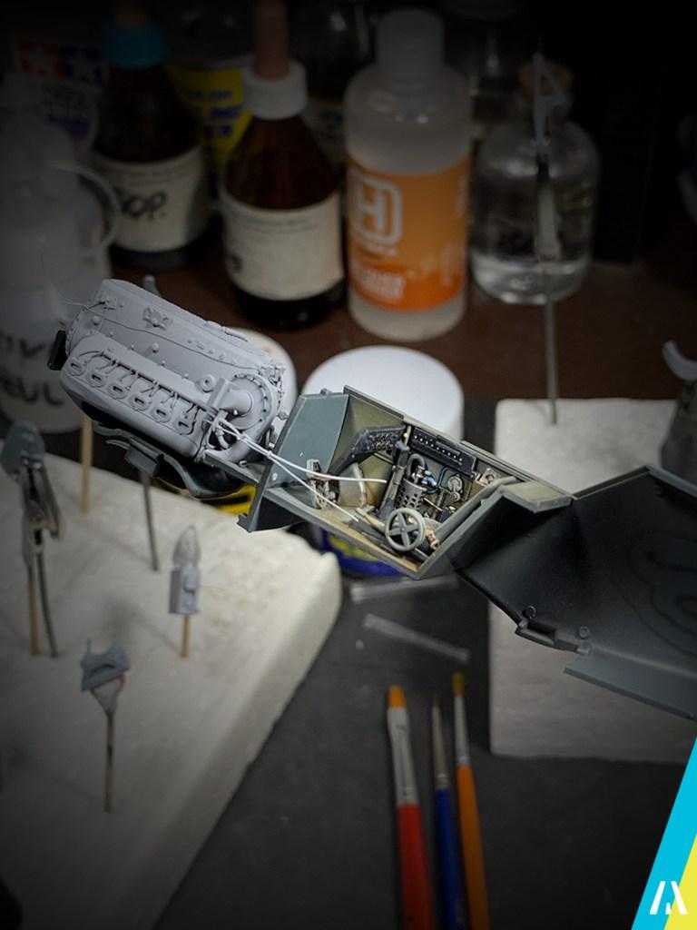 """Bf 109 E-3 """"Legion Condor"""""""