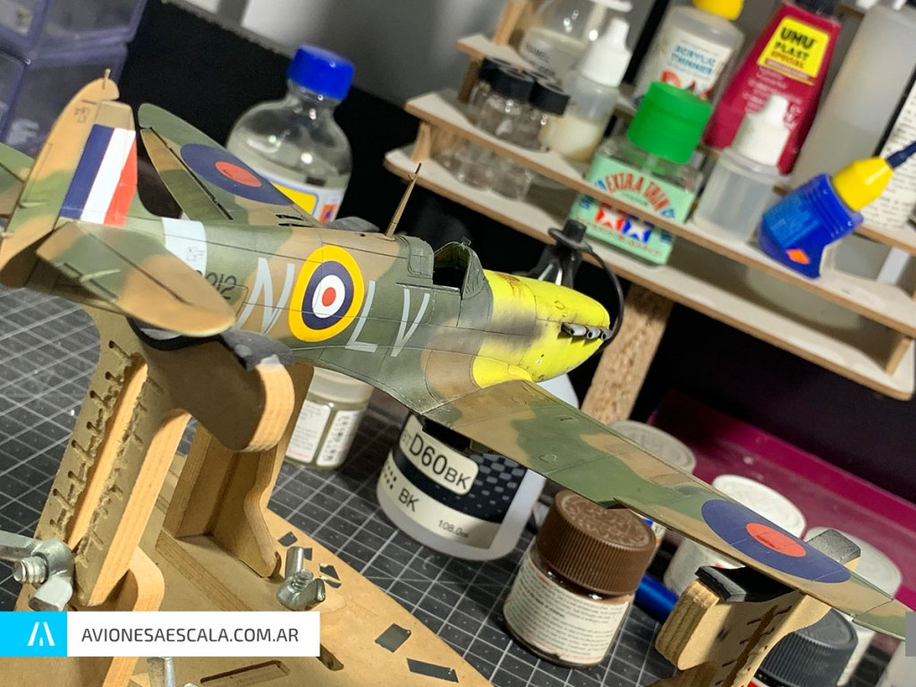 Spitfire Mk.1 Airfix