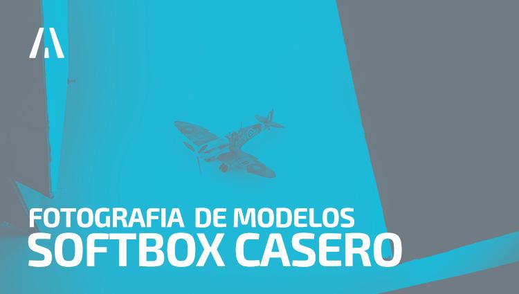 Con este Softbox casero podes mejorar las fotos de tus modelos!