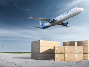 carga flete aéreo transporte de carga avión de transporte aéreo COVID19