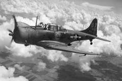 Douglas RA-24B-15-DT (S/N 42-54897) assigned to Air Transport Command. (U.S. Air Force photo)