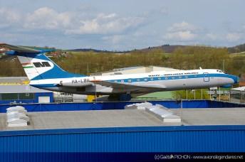 Tupolev / Tupolew Tu-134