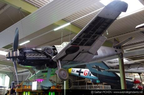 Hispano HA-1112-M1L Buchon (Messerschmitt Bf 109G-6)