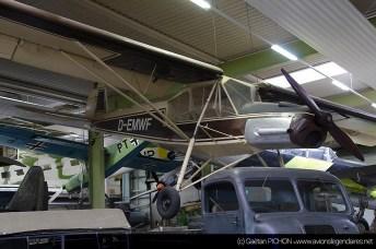 Fieseler / Morane-Saulnier Fi156C-3 Storch / MS 500 Criquet