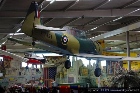 North American (Noorduyn) T-6 / AT-16 Harvard Mk2B