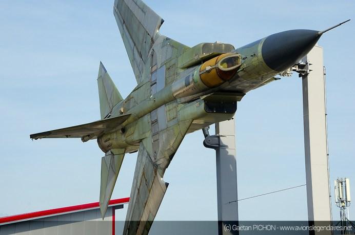 Mikoyan Gurevitch MiG-23