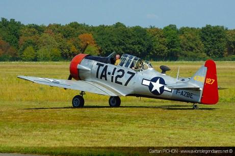 North American T6-G