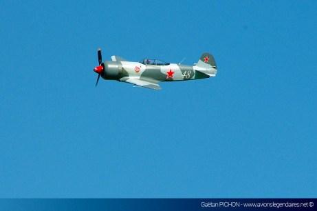 Yakovlev Yak-3U-PW