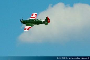 Morane-Saulnier MS.406 (D-3801)