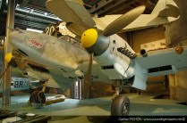 Technikmuseum-Berlin-Messerschmitt-Bf110