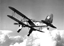 Flugzeug Fieseler Fi 167
