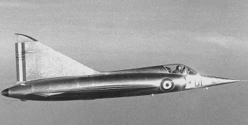 Dassault MD-550 Mystère Delta_USAFMuseum