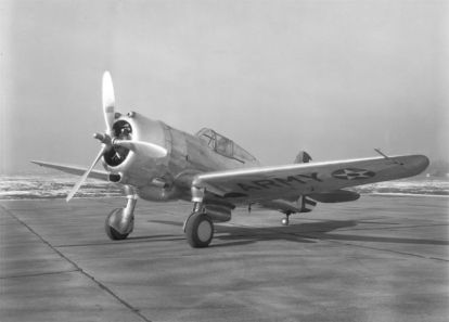 Curtiss P-36C