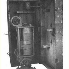 Calculateur d'angle et vitesse dans sa boite de transport