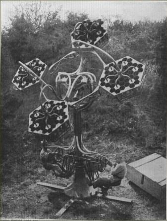 Evolution du Télétésimètre