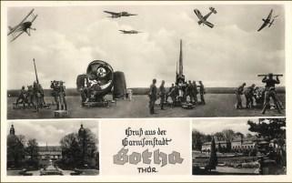 Carte postale de propagande Années 30 - 1
