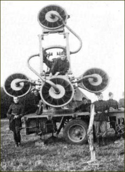 Belgique Remorque d'écoute BBT Mle 1932