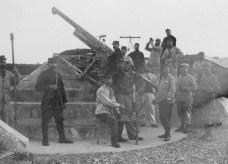 France - Unité de DCA - 1916