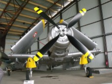Superbe Skyraider.