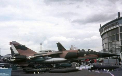 Mirage F1 E - Snecma M53