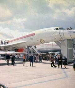 Concorde Aerospatiale