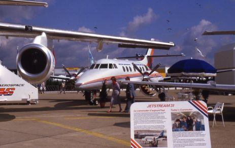 Bae Jetstream 31