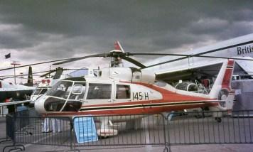 Prototype du Dauphin
