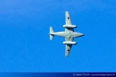 AIR14-Payerne-Me-262-vol