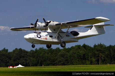 Canadian Vickers Canso PBY-5A Catalina