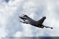 Dassault Rafale - Solo Display