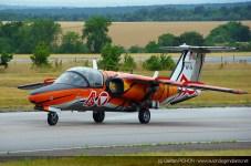 Saab 105 - Meeting Armée de l'Air - Nancy 2014