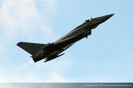 Eurofighter - Meeting Armée de l'Air - Nancy 2014