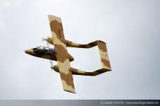OV-10 Bronco - Meeting Armée de l'Air - Nancy 2014