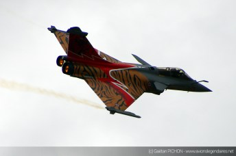 Dassault Rafale - Meeting Armée de l'Air - Nancy 2014