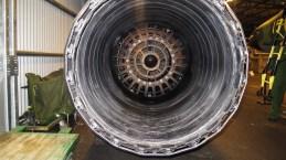 RM8 issu du Pratt and Whitney JT8D environ 12t de poussée.