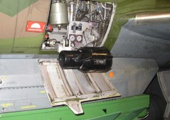 Ram Air Turbine Viggen