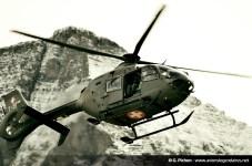 Eurocopter EC 625 - Axalp 2012