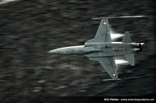 F-5 Tiger II suisse - Axalp 2012