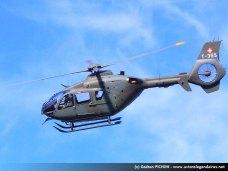 Eurocopter EC635 SAR - Axalp 2010