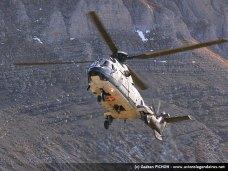 Eurocopter EC 725 Cougar - Axalp 2010