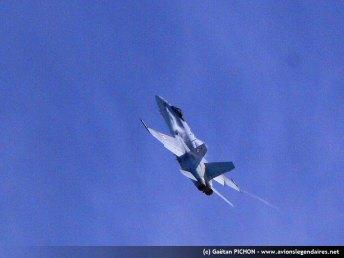 Boeing F/A-18 Hornet - Axalp 2010