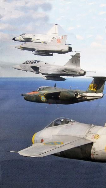 brochure Flygvapnet