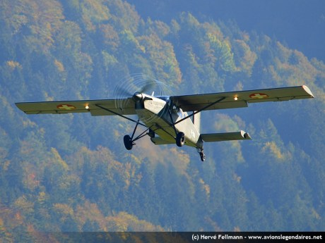 Pilatus PC-6 Turbo-Porter - Meiringen