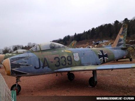 North American F-86E Sabre