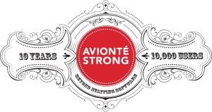 Avionte Staffing Software 10 Years