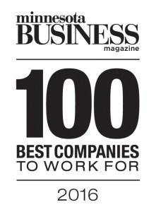 Minnesota Business Magazine Best Companies 2016