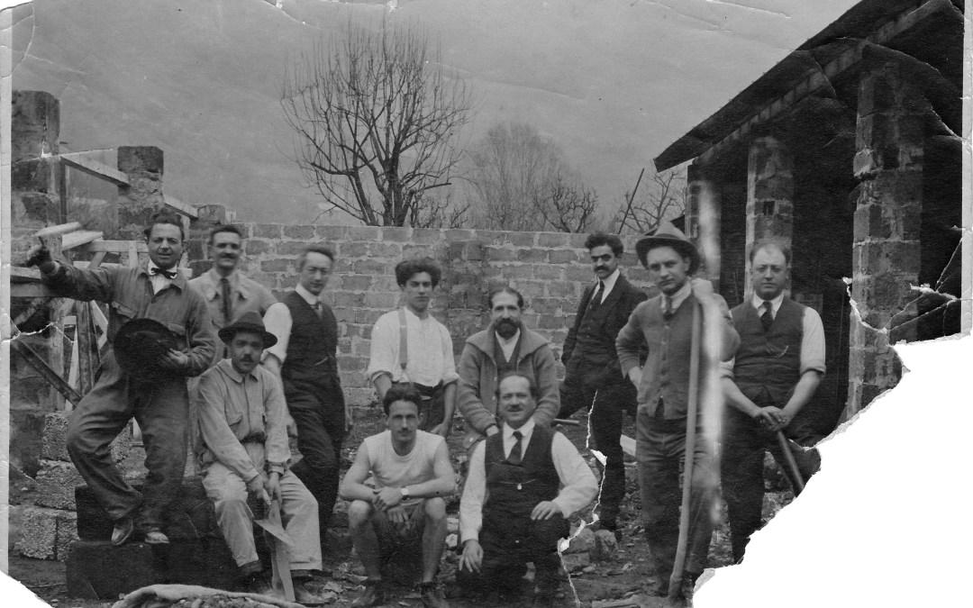 1919-1939 : Le développement de la société et les premiers résultats marquants
